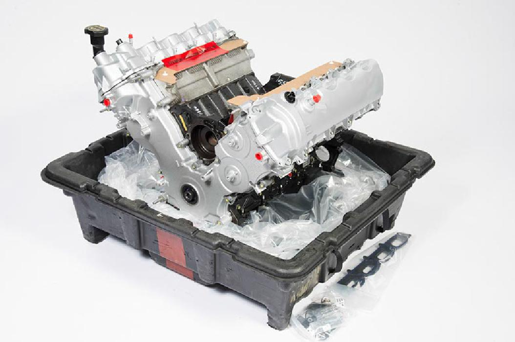 Ford remanufactured engines for Crate motors ford f150